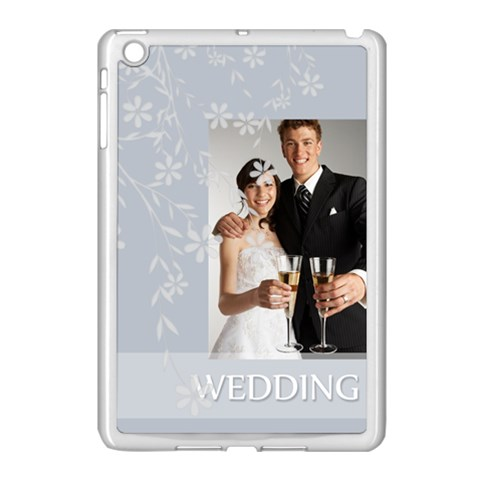 Wedding By Paula Green   Apple Ipad Mini Case (white)   Ufqvuhz0s0jk   Www Artscow Com Front