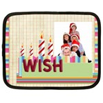 happy birthday - Netbook Case (XL)