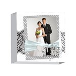 wedding - 4 x 4  Acrylic Photo Block
