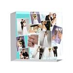 wedding - 4 x 4  Acrylic Photo Block
