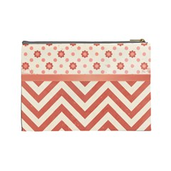 Large Makeup Bag By Emily   Cosmetic Bag (large)   O9kmh20zdqdd   Www Artscow Com Back
