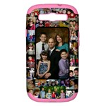 Phone Case - Samsung Galaxy S III Hardshell Case (PC+Silicone)
