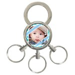 Kids - 3-Ring Key Chain