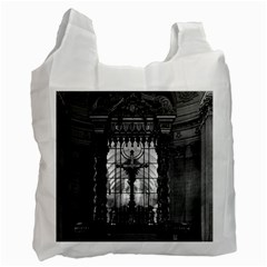 Vintage France Paris Royal Chapel Altar St James Palace Single Sided Reusable Shopping Bag by Vintagephotos