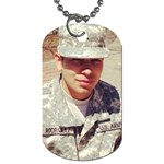 John Dog Tags 1 - Dog Tag (Two Sides)