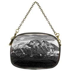 Vintage Usa Alaska Beautiful Mt Mckinley 1970 Single Sided Evening Purse by Vintagephotos