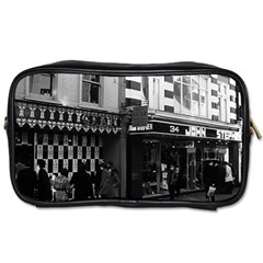 Vintage Uk England London Shops Carnaby Street 1970 Twin Sided Personal Care Bag by Vintagephotos