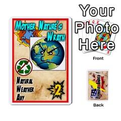 Doomsday America 1 By Geni Palladin   Playing Cards 54 Designs   Bgixi8fu6q0a   Www Artscow Com Front - Spade2