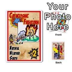 Ace Doomsday America 1 By Geni Palladin   Playing Cards 54 Designs   Bgixi8fu6q0a   Www Artscow Com Front - SpadeA