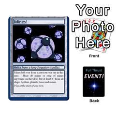 Jack Full Thrust Event Cards By Hugh Duggan   Playing Cards 54 Designs   Hp58ug5jugwr   Www Artscow Com Front - DiamondJ