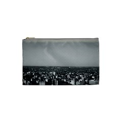 Vintage Usa Washington City Overview 1970 Small Makeup Purse by Vintagephotos