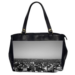 Vintage Usa Washington City Overview 1970 Twin Sided Oversized Handbag by Vintagephotos