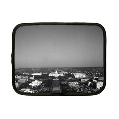Vintage Usa Washington Capitol Overview 1970 7  Netbook Case by Vintagephotos