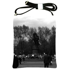 Vintage Usa Washington Park 1970 Cross Shoulder Sling Bag by Vintagephotos