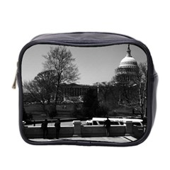 Vintage USA Washington The Capitol 1970 Twin-sided Cosmetic Case by Vintagephotos