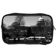 Vintage Usa Washington The Capitol 1970 Single Sided Personal Care Bag by Vintagephotos