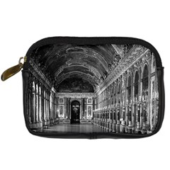 Vintage France Palace Of Versailles Mirrors Galery 1970 Compact Camera Case by Vintagephotos