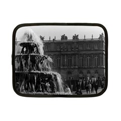 Vintage France Palace Of Versailles Pyramid Fountain 7  Netbook Case by Vintagephotos