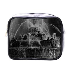 Vintage France Palace Of Versailles Latona Fountain Single Sided Cosmetic Case by Vintagephotos