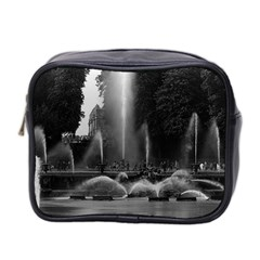 Vintage France Palace Of Versailles Neptune Fountains Twin Sided Cosmetic Case by Vintagephotos