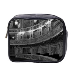 Vintage France Palace Versailles Opera House Twin Sided Cosmetic Case by Vintagephotos