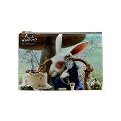 Rabbit By Mlu   Cosmetic Bag (medium)   2vy8boirxint   Www Artscow Com Front