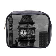Vintage Uk England London The Post Office Tower Big Ben Twin Sided Cosmetic Case by Vintagephotos