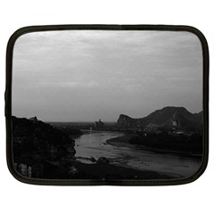 Vintage China Guilin Lijiang River 1970 12  Netbook Case by Vintagephotos