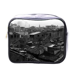 Vintage China Canton City 1970 Single Sided Cosmetic Case by Vintagephotos