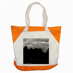 Vintage China Guilin river boat 1970 Snap Tote Bag