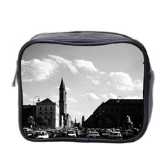 Vintage Germany Ludwigstra?e University Ludwing Church Twin Sided Cosmetic Case by Vintagephotos