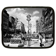 Vintage Germany Munich Towngate Karistor 1970 13  Netbook Case by Vintagephotos