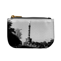 Vintage Germany Berlin 17th June Street Victory Statue Coin Change Purse by Vintagephotos
