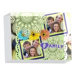 family - 5 x 7  Acrylic Photo Block