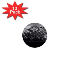 Vintage Usa Alaska Beautiful Mt Mckinley 1970 10 Pack Mini Button (round) by Vintagephotos