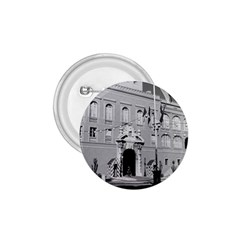 Vintage Principality Of Monaco Princely Palace 1970 Small Button (round) by Vintagephotos