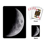 Crescent Moon playing cards - Playing Cards Single Design