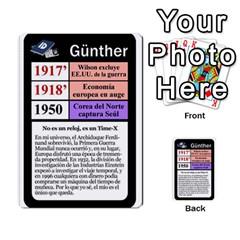 Crononautas 2 By Javier Benítez   Multi Purpose Cards (rectangle)   Buuyhxzn9bns   Www Artscow Com Front 52