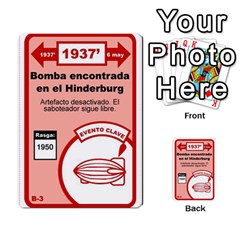 Crononautas 3 By Javier Benítez   Multi Purpose Cards (rectangle)   95k45v1txzd2   Www Artscow Com Front 15