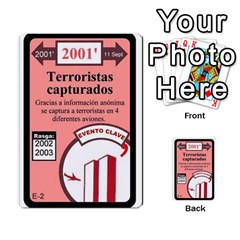 Crononautas 3 By Javier Benítez   Multi Purpose Cards (rectangle)   95k45v1txzd2   Www Artscow Com Front 25