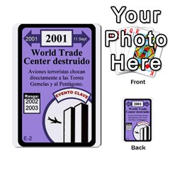 Crononautas 3 By Javier Benítez   Multi Purpose Cards (rectangle)   95k45v1txzd2   Www Artscow Com Back 25
