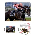 black caviar - Playing Cards Single Design