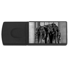 Vintage France Paris  Invalides Marshal Foch Tomb 1970 4gb Usb Flash Drive (rectangle) by Vintagephotos
