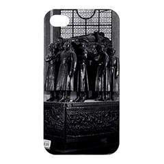 Vintage France Paris  Invalides Marshal Foch Tomb 1970 Apple Iphone 4/4s Premium Hardshell Case by Vintagephotos