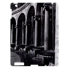 Vintage France Palace Of Versailles Colonnade Grove Apple Ipad 3/4 Hardshell Case by Vintagephotos