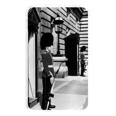 Vintage Uk England London Sentry At Buckingham Palace Card Reader (rectangle) by Vintagephotos