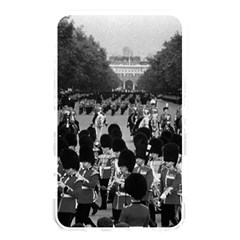 Vintage Uk England The Guards Returning Along The Mall Card Reader (rectangle) by Vintagephotos