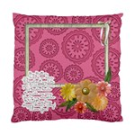 Gift for mom - cushion case (2 sides) - Standard Cushion Case (Two Sides)