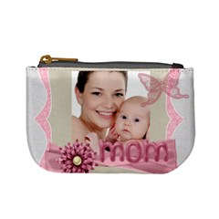 Mothers Day By Jo Jo   Mini Coin Purse   79qqy1wqtrsm   Www Artscow Com Front