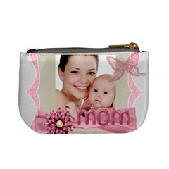 Mothers Day By Jo Jo   Mini Coin Purse   79qqy1wqtrsm   Www Artscow Com Back
